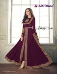 Aashirwad creation anaya gold Exclusive long anarkali collection