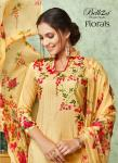 Belliza designer studio florals cotton salwar kameez