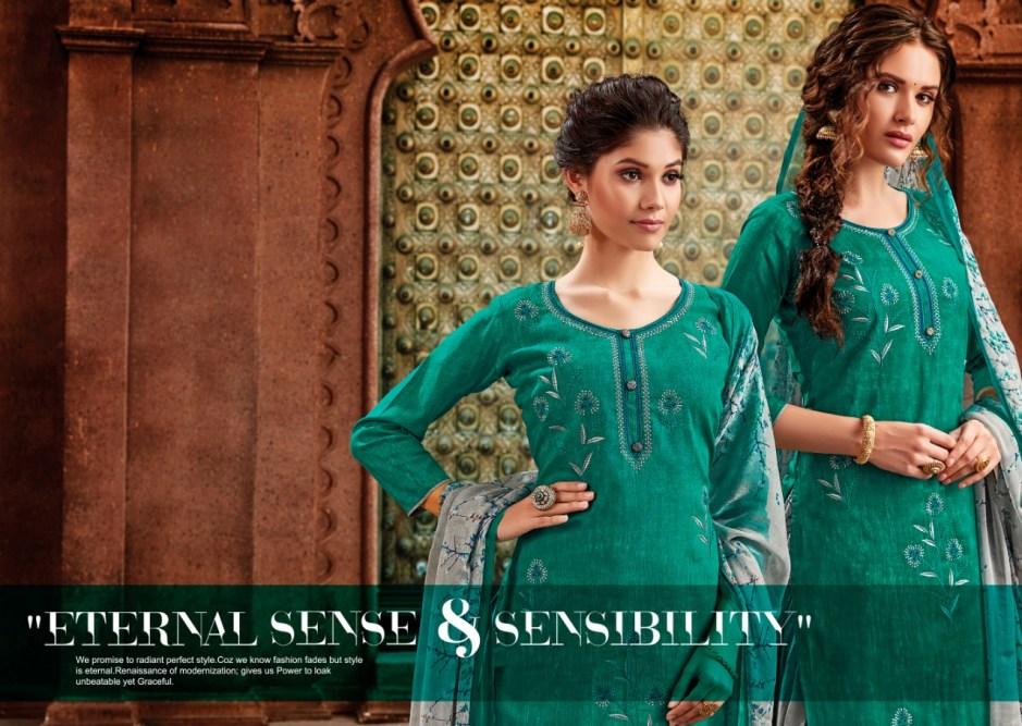 Kayvee suits sakhi patiyala pure cotton salwar kameez collection