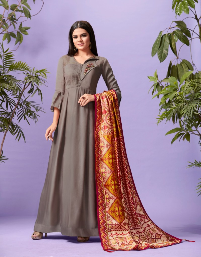 Lymi originals palace beautiful designer party wear long gowns collection