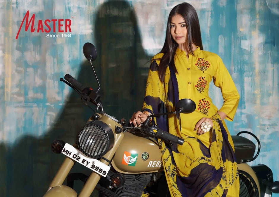 Master poker vol 2 exclusive kurti with plazzo collection