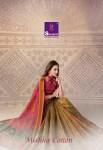 Shangrila mishka cotton printed designer sarees exporter