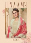 Jinaam dresses rochel cotton printed salwar kameez collection