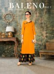 Sweety Fashion baleno vol 7 collection of fancy colorful kurti with plazzo