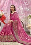 Triveni keesthy Rich collection of beautiful colorful sarees