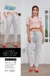 Alishka Fashion pj pant Colorful collection of pants