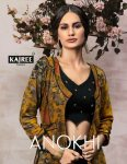 Kajree Anokhi premium collection of kurti with shrug