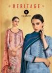 Kalarang creation heritage exclusive collection of Salwar suit