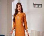 Kirara Sui Dhaga vol 3 attractive look Beautifully Designed Kurties