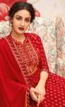Rangoon  Natraj Rayon regal look kurti with Lehenga catalog