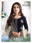 alizeh zaida vol 1 georgette  attractive salwar suit catalog