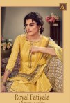 Alok Suit royal patiyala cotton exclusive digital print patiyala suit catalog