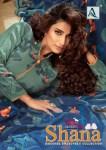 Alok suit Shana beautifully designed Salwar suits