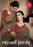 Apple saree rajwadi patola Vol-1simplicity in new and stylish printed sarees in wholesale prices