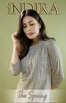 Indira Apparels the spring elagant Style modern Trendy Kurties