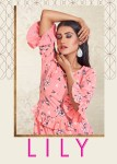 joganiya lily georgette attractiv look top catalog