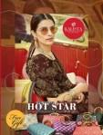Kalista Fashion hot star charming look sarees in