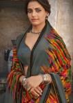 kashvi creation adaa georget  exclusive print saree catalog