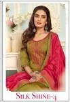 kessi  Silk Shine Vol 4 jam cotton decent look salwar suit catalog