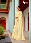 L t fashion khara kapas  cotton fancy look saree catalog