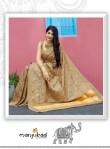 Manjubaa premium collection beautifully designed sarees in wholesale prices