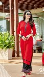 Mittoo panghat vol 11 elagant and attractive modern rayon with EMBROIDERY work  Kurties