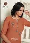 r studio jannat vol 1 rayon elegant kurti with plazo catalog