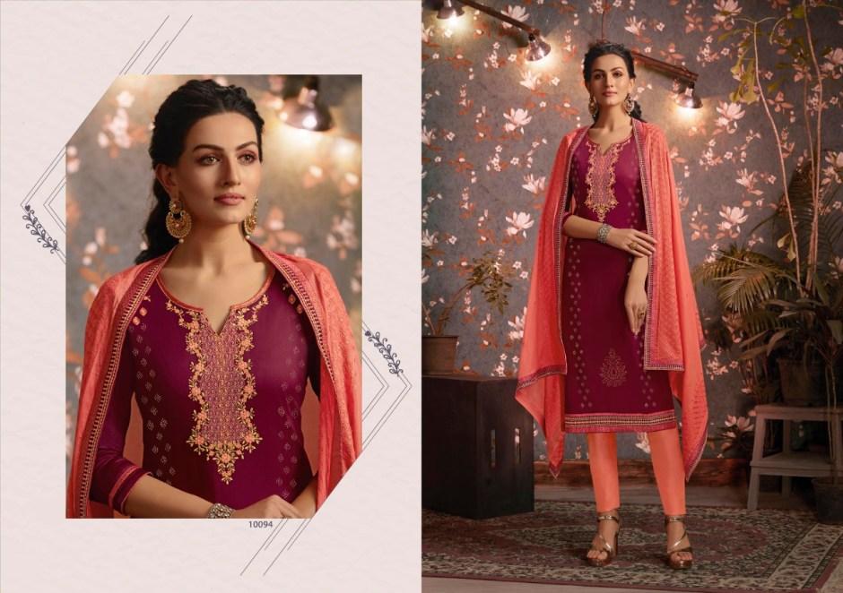 ramaiya asiana innovative style beautifully designed salwar suits