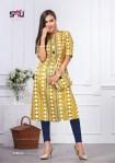 S4u by Shivali fyre vol 1 nx  elegant kurti catalog