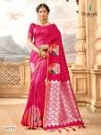 Shakunt weaves damyanti festive wear silk sarees