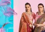 shakunt weaves girishma silk festive wear saree catalog