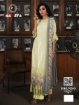shanaya d no 705 g georgget exclusive look salwar suit catalog