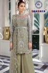 shanaya s 27 c georgette elegant salwar suit singale