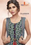 Tunic house Classico touch the feel of trendy fits Gowns