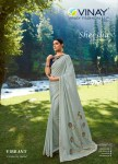 vinay fashion vibrant  gorgeous look saree catalog