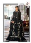 zaura hassan mushq jorget pakistani concepts gorgeous look salwar suit catalog