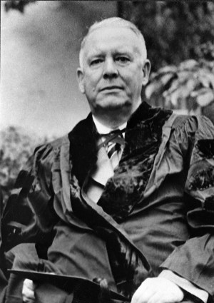 Wallace Stevens in Regalia
