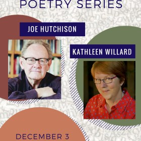 Join Me and Kathleen Willard @ BookBar on Saturday, December 3rd