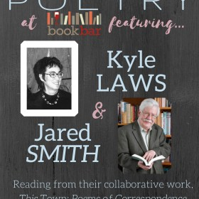 Don't Miss Kyle Laws and Jared Smith at BookBar This Saturday (May 6)