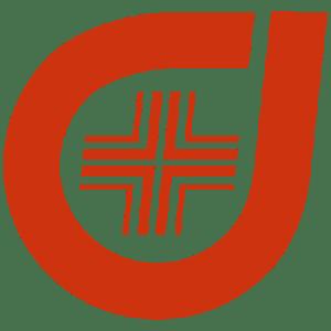 JIAYO Logo Square Orange