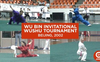 Wu Bin Wushu Tournament 2002