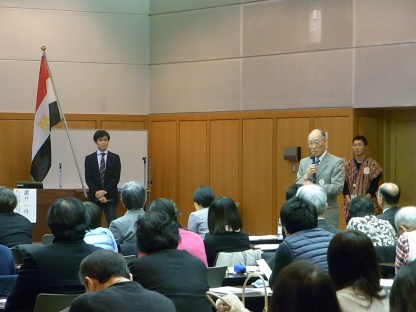 (Mr. Nakamura)Question and answer time in Tokyo lecture