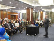 Dr Tawfik's speech at the end of the Conference