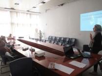 GEM-JC members during the meeting