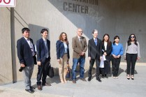 A group photo with GEM, JICA and GEM-JC project members