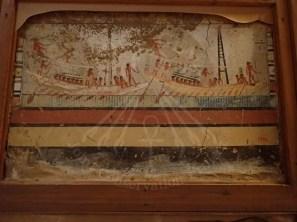 one of the Ini Snefru Ishetef's mural painitngs