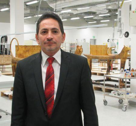 フセイン・カマル<br /> GEM-JCプロジェクトマネージャー