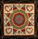 FloralStarofBethlehem - online jigsaw puzzle - 64 pieces