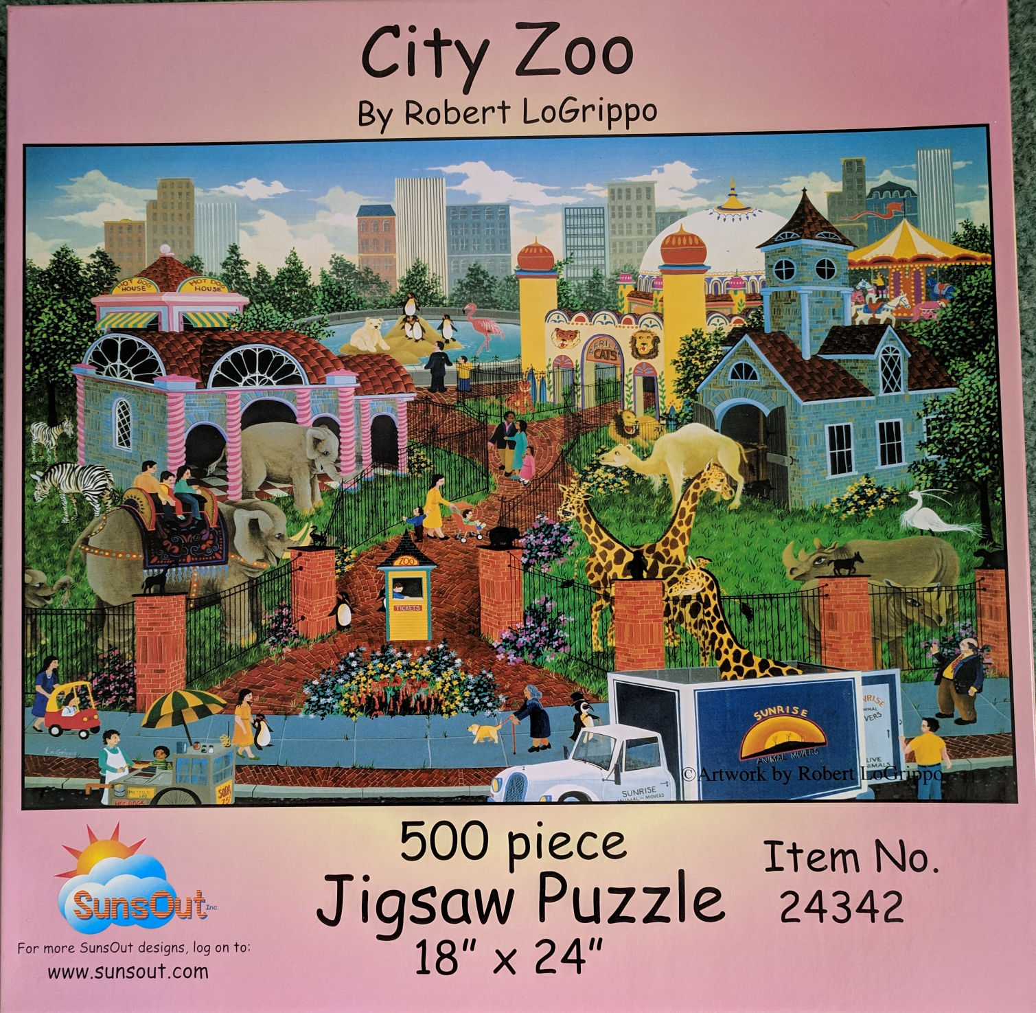 Jigsaw Puzzle Library