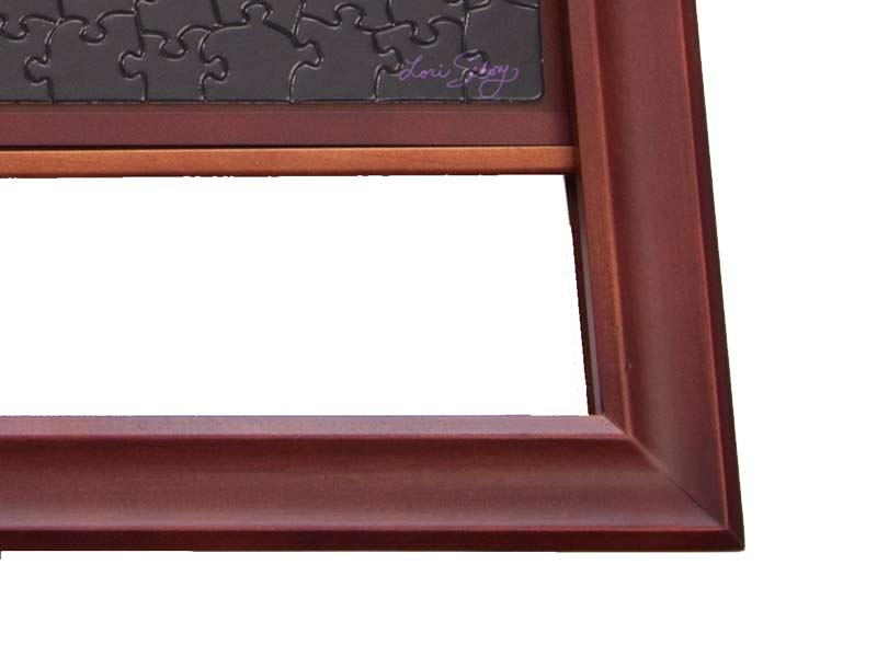 How To Frame Wooden Puzzles | Allframes5.org